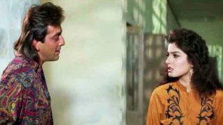 संजय दत्त के साथ शूटिंग के दौरान काफी डर जाती थी रवीना टंडन