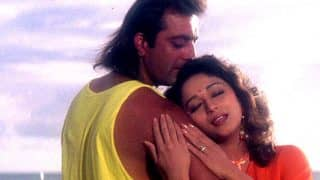 Sanjay Dutt And Madhuri Dixit To Avoid Shooting Together For Kalank Given Their Controversial Past ? Read Details