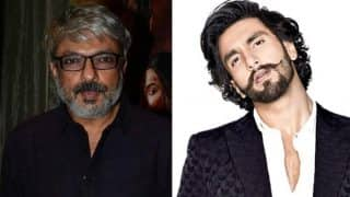 Ranveer Singh and Sanjay Leela Bhansali get into an argument on the sets of Padmavati! Read Exclusive