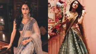 Sara Ali Khan dons Sabyasachi Spring Couture 2017 bridal collection, shows off her royal side in these pictures!