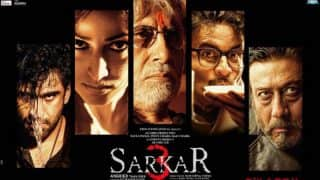 Sarkar 3 trade buzz: Amitabh Bachchan's political drama to earn Rs 12 crore to Rs 15 crore over the first weekend