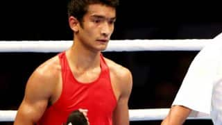 Shiva Thapa, Amit Panghal Lead Home Domination at India Open Boxing