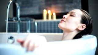 How to take detox bath: Here's how to take a detox bath at home to relax and rejuvenate