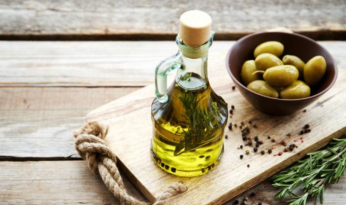 Light Flavor Olive Oil