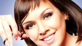 How to cut your own bangs: Step-by-step guide to cut blunt and side bangs