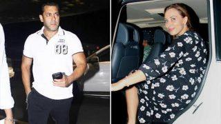 What is Salman Khan's girlfriend Iulia Vantur doing in his absence? Watch video