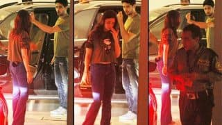 All is not well between Alia Bhatt and Sidharth Malhotra? View Pics
