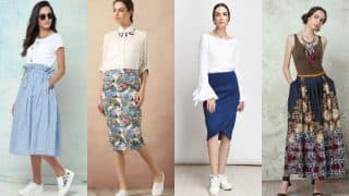 Top 5 skirt styles to have in your wardrobe!