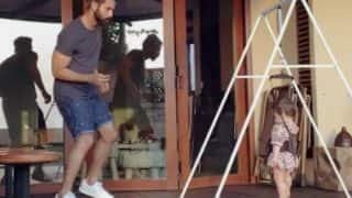 This is what Shahid Kapoor wants daughter Misha to do once she grows- Watch video