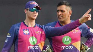 IPL 2017: पुणे सुपरजाएंट के मालिक संजीव गोयनका का बयान, 'एमएस धोनी से एक कदम आगे हैं स्टीव स्मिथ'