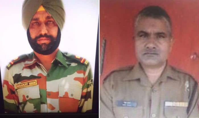 Indian Soldier mutilated by Pakistan