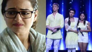 Nach Baliye 8: Sonakshi Sinha moved by Aashka Goradia and Brent Goble's emotional act!