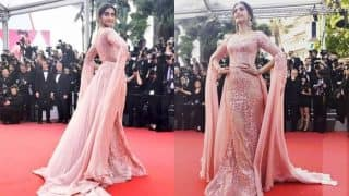 Cannes 2017: Sonam Kapoor conquers the red carpet looking like a true diva