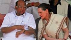महाराष्ट्र विधानसभा चुनाव में 125-125 सीटों पर लड़ेंगी NCP-कांग्रेस, शरद पवार का ऐलान