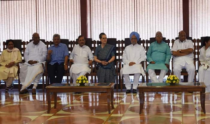 Presidential polls: Opposition minus Nitish meets Sonia Gandhi; here's what they decided