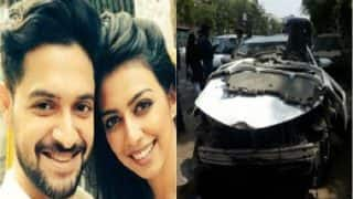 Actor Vikram Chatterjee charged in Sonika Chauhan's death case