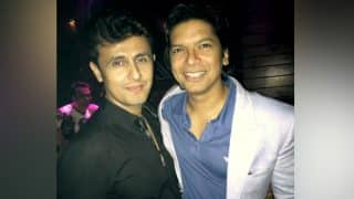 Sonu Nigam quits Twitter, friend Shaan begs him to come back!