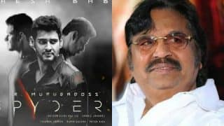 Spyder Teaser postponed! Mahesh Babu and team pay tribute to late filmmaker Dasari Narayana Rao
