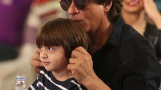 Shah Rukh Khan on penning down his autobiography: It will have to end with AbRam's birth