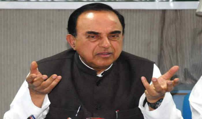 India US and Israel to hunt ISIS says subramanian swamy