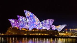 After Manchester bombing, security beefed for Vivid light festival in Sydney, as millions expected to attend it