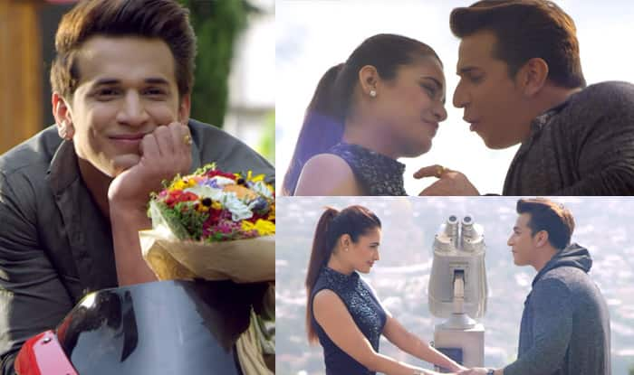 Prince Narula, Yuvika Choudhary make their singing debut with 'Hello Hello'