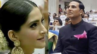 64th National Film Awards: Akshay Kumar, Sonam Kapoor, Mohanlal get felicitated at the ceremony (View Pics)