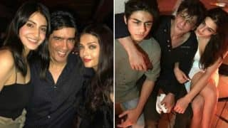 Shah Rukh Khan - Gauri avoid getting clicked together and 5 more shocking events from Karan Johar's 45th birthday bash you just cannot miss!