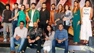 Khatron Ke Khiladi 8 launch: Manveer Gurjar, Nia Sharma, Geeta Phogat, Rohit Shetty and other celebs launch the reality show with a bang!