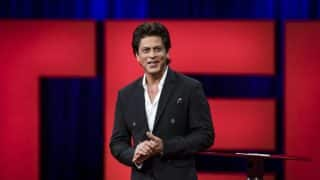 Shah Rukh Khan reveals why he chose an unusual topic for his TED Talks speech!