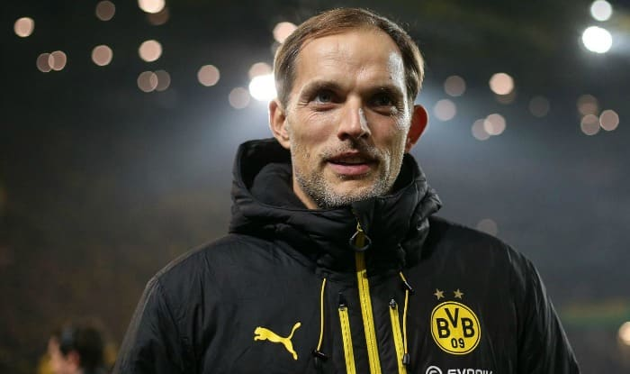 Borussia Dortmund fires Thomas Tuchel as coach