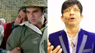 Tubelight Movie Trailer Review by Kamaal R Khan: KRK calls Salman Khan a joker, predicts box office collections!