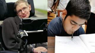 Tuhin Dey is India's Stephen Hawking? 17-year-old wheelchair bound genius aims to become a cosmologist!