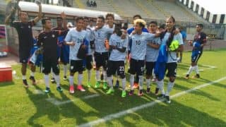 India U-16 Football Team Reach Nepal For AFC U-16 Qualifiers