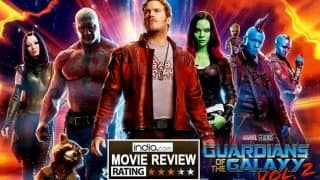 Guardians of the Galaxy 2 movie review: The Chris Pratt - Zoe Saldana starrer is a visual spectacle but will the story blow your mind?