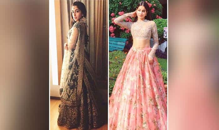 Saif Ali Khan's daughter Sara dazzles in Sabyasachi's creation. See pics
