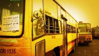 Tamil Nadu TNSTC bus strike highlights: Crisis continue for the second day