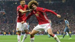 English Premier League 2017-18: Manchester United Thrash Crystal Palace 4-0