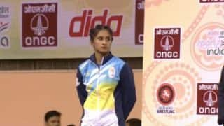 Asian Wrestling Championship 2017: Vinesh Phogat wins silver medal in 55-kg freestyle category