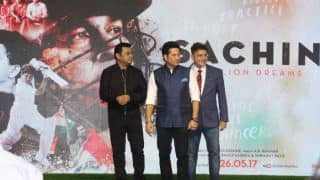 Sachin Sachin song: AR Rahman and Sukhwinder Singh create an anthem for Sachin Tendulkar's biographical film and it's goosebumps inducing