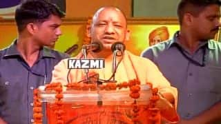 UP CM Yogi Adityanath questions silence of 'secular groups' over calf slaughter in Kerala