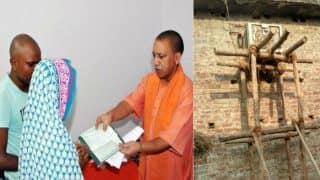 Mocking a martyr: Yogi Adityanath's gov placed air-conditioner, sofas at slain BSF jawan Prem Sagar's house only to be taken away after visit