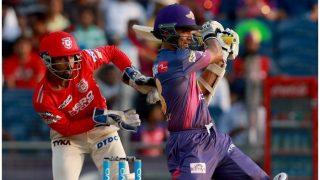 IPL 2017: राइजिंग पुणे सुपरजाएंट ने किंग्स इलेवन पंजाब को 9 विकेट से हराया