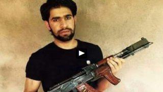 Zakir Musa, former Hizbul commander calls on Muslims to launch Jihad against cow vigilantes