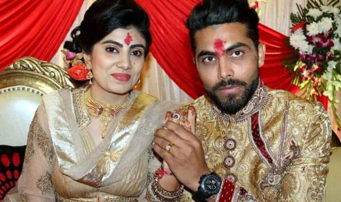 Jadeja Blessed With Baby Girl