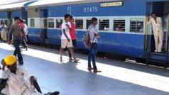 रेल मंत्रालय ने बनाया नया प्लान, अब दो घंटे तक जल्दी पहुंचेंगी लंबी दूरी की 500 ट्रेनें