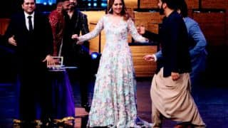 Nach Baliye 8 Grand Finale: Here's what happened when ex-lovers Sonakshi Sinha and Arjun Kapoor came face-to-face