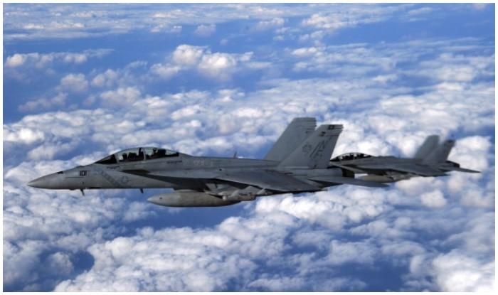 अमेरिकी विमान (फोटो साभार- गैटी)