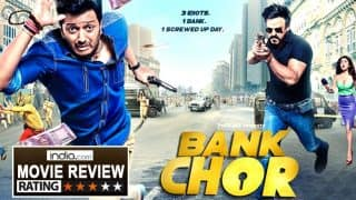 Bank Chor movie review: Riteish Deshmukh, Vivek Oberoi's laugh riot is what you 'seriously' need to watch this weekend