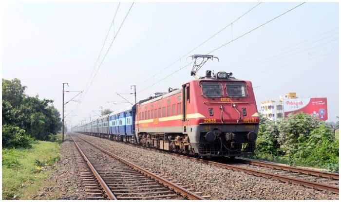 भारतीय रेल (फोटो साभार- गैटी)